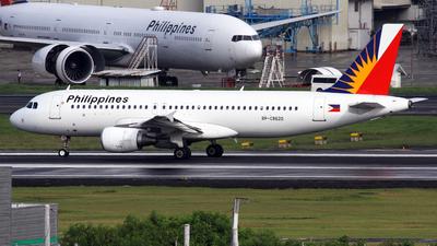 RP-C8620 - Airbus A320-214 - Philippine Airlines