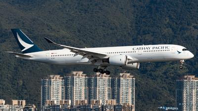 B-LRN - Airbus A350-941 - Cathay Pacific Airways