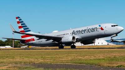 A picture of N840NN - Boeing 737823 - American Airlines - © Alfredo La Red