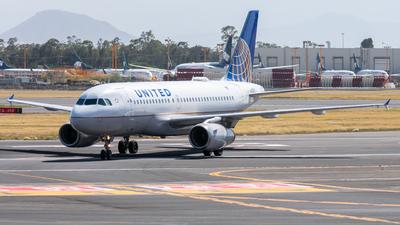 N817UA - Airbus A319-131 - United Airlines