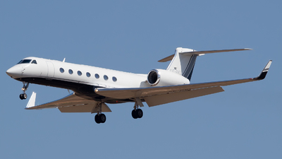 SE-RKL - Gulfstream G550 - Saab