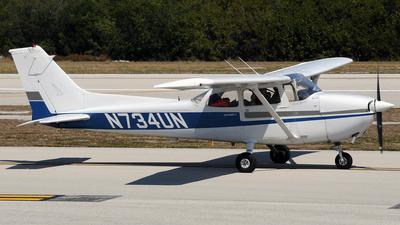 N734UN - Cessna 172N Skyhawk II - Private