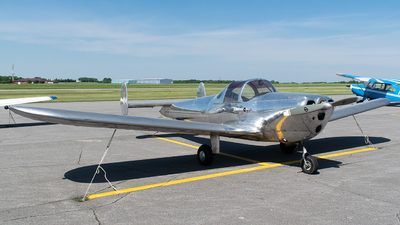 A picture of N99633 - Erco 415C Ercoupe - [2256] - © John Newsome