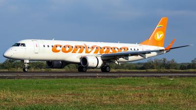 YV3052 - Embraer 190-100IGW - Conviasa