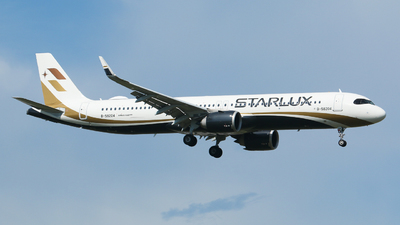 B-58204 - Airbus A321-252NX - Starlux