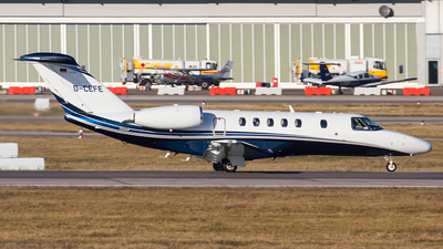 D-CEFE - Cessna 525 Citation CJ4 - Private