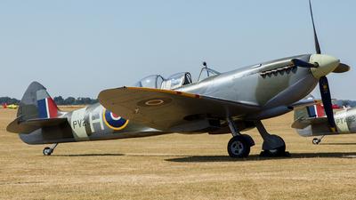 G-CCCA - Supermarine Spitfire Mk IX/T - Historic Flying