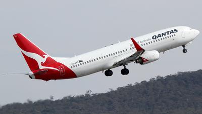 VH-VXC - Boeing 737-838 - Qantas