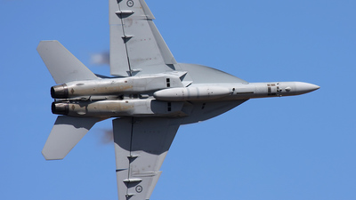 A44-222 - Boeing F/A-18F Super Hornet - Australia - Royal Australian Air Force (RAAF)
