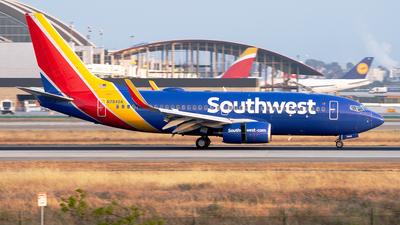 N7840A - Boeing 737-73V - Southwest Airlines