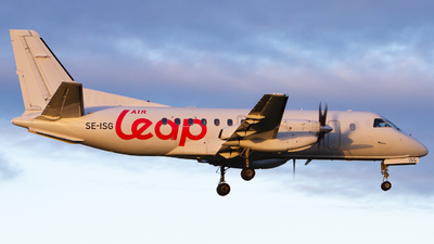SE-ISG - Saab 340B - Air Leap