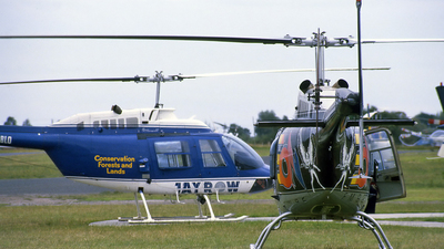 VH-BJG - Bell 206B JetRanger III - Jayrow Helicopters