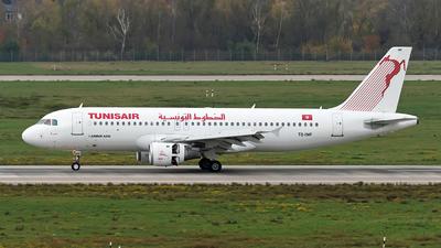 TS-IMF - Airbus A320-211 - Tunisair