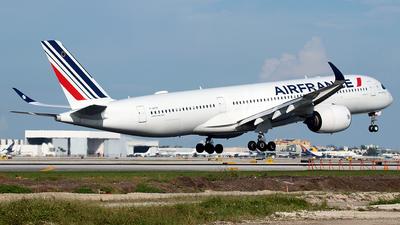 F-HTYF - Airbus A350-941 - Air France