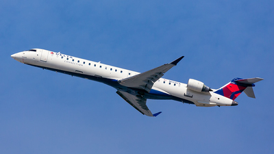 N554CA - Bombardier CRJ-900ER - Delta Connection (SkyWest Airlines)