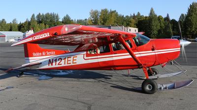 N121EE - Cessna A185F Skywagon - Sheldon Air Service