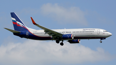 A picture of VPBKF - Boeing 7378MC - Aeroflot - © Stefan Mayer