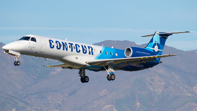 N16501 - Embraer ERJ-135LR - Contour Airlines