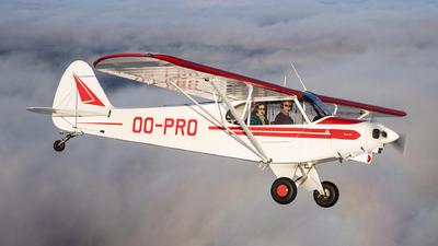 OO-PRO - Piper PA-18-150 Super Cub - Propeller