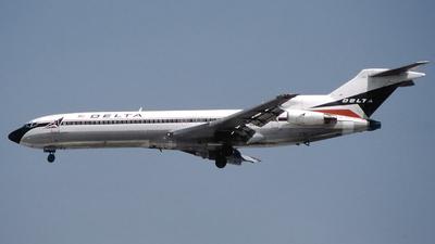 N404DA - Boeing 727-232(Adv) - Delta Air Lines