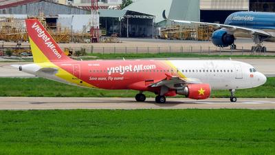 VN-A669 - Airbus A320-214 - VietJet Air