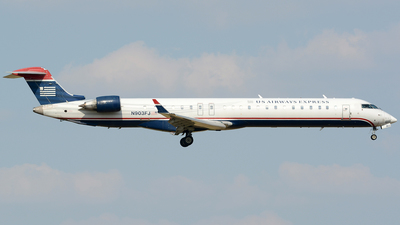 N903FJ - Bombardier CRJ-900ER - US Airways Express (Mesa Airlines)