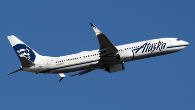 A picture of N479AS - Boeing 737990(ER) - Alaska Airlines - © Huy Do