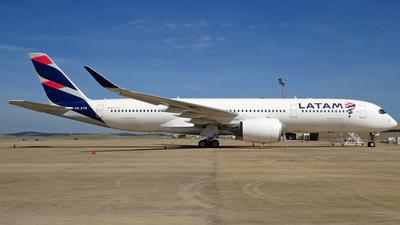 PR-XTK - Airbus A350-941 - LATAM Airlines