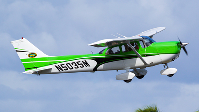 A picture of N5035M - Cessna 172S Skyhawk SP - [172S8967] - © Abraham Maysonet Puerto Rico Spotter