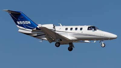 N915DH - Cessna 525 CitationJet M2 - Private