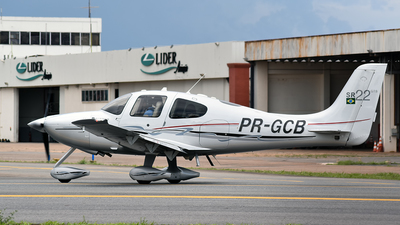 PR-GCB - Cirrus SR22-GTS - Cirrus Aviation