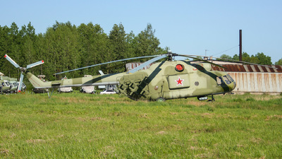 33 - Mil Mi-8PPA Hip - Russia - Air Force