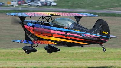 N49AE - Christen Eagle II - Private