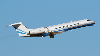 N336LS  - Gulfstream G550 - Las Vegas Sands Corporation