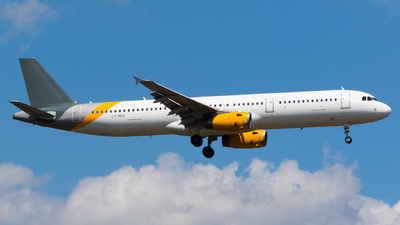 LY-VEA - Airbus A321-231 - Avion Express