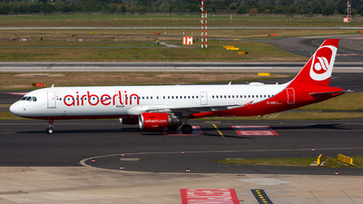 D-ABCJ - Airbus A321-211 - Air Berlin