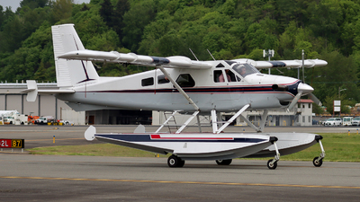 N72TT - De Havilland Canada DHC-2 Mk.III Turbo-Beaver - Private
