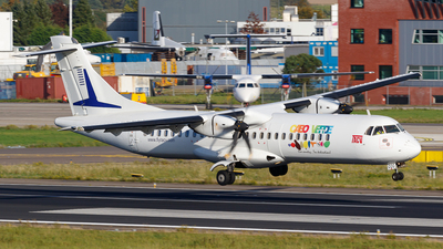 D4-CCC - ATR 72-212A(500) - TACV Cabo Verde Airlines