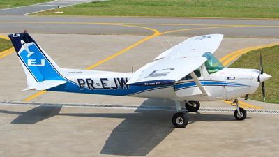 PR-EJW - Cessna 152 - EJ - Escola de Aeronáutica Civil Itápolis