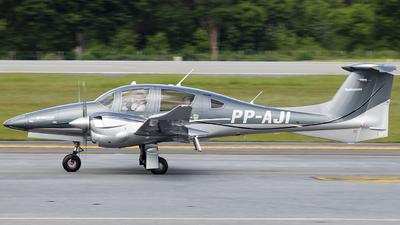 PP-AJI - Diamond Aircraft DA-62 - Private