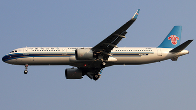 B-1089 - Airbus A321-271N - China Southern Airlines