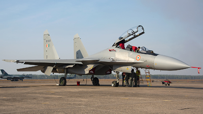 SB323 - Sukhoi Su-30MKI - India - Air Force