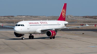 A picture of B6736 - Airbus A320214 - Juneyao Airlines - © Janson Button