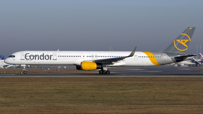 A picture of DABOF - Boeing 757330 - Condor - © Ramin