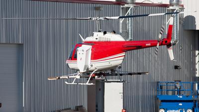 C-GALX - Bell 206B JetRanger II - Alpine Helicopters