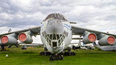 CCCP-86047 - Ilyushin IL-76M - Russia - Air Force