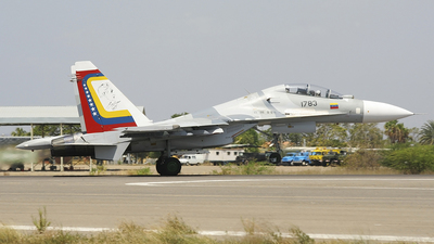 1783 - Sukhoi Su-30MK2 - Venezuela - Air Force
