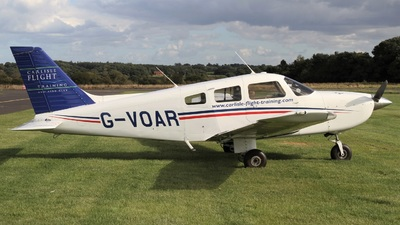 G-VOAR - Piper PA-28-181 Archer III - Carlisle Flight Training