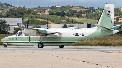 I-BLFE - Rockwell 690A Turbo Commander - Compagnia Generale Ripreseaeree - CGR