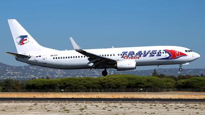 OM-GTF - Boeing 737-86J - Travel Service (Go2Sky)